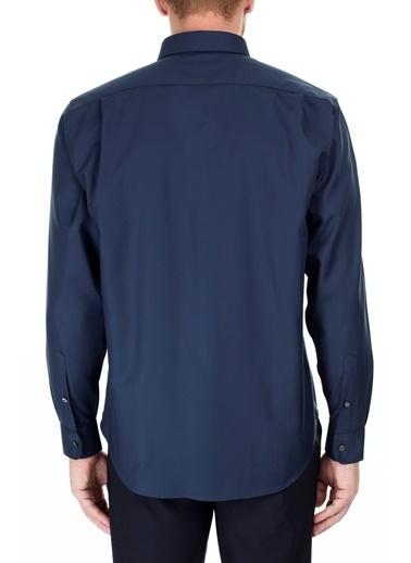 Lacoste Erkek  Gömlek CH9623.423 Lacivert